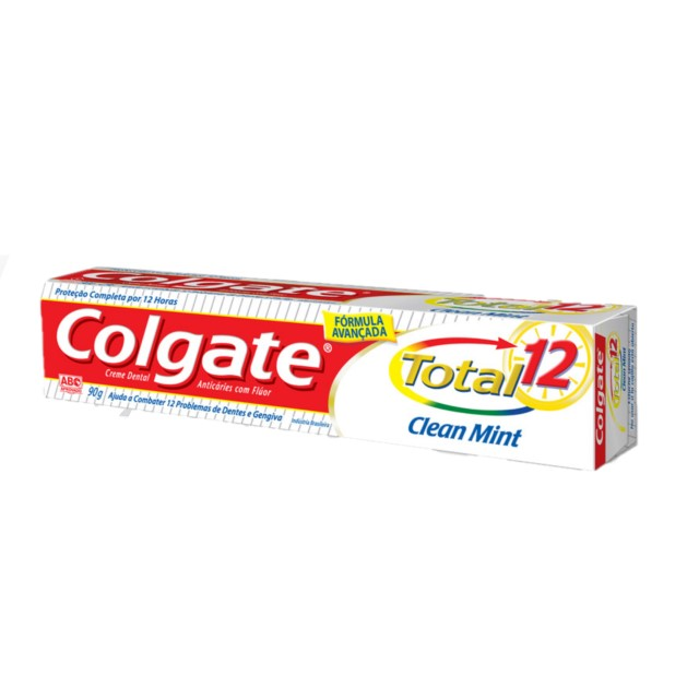 CREME DENTAL COLGATE T12 CLEA MINT 90G