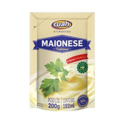 MAIONESE RUAH POUCH 200GR