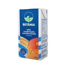 LEITE CONDENSADO BETÂNIA 395G