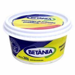 MANTEIGA COM SAL BETANIA 200G