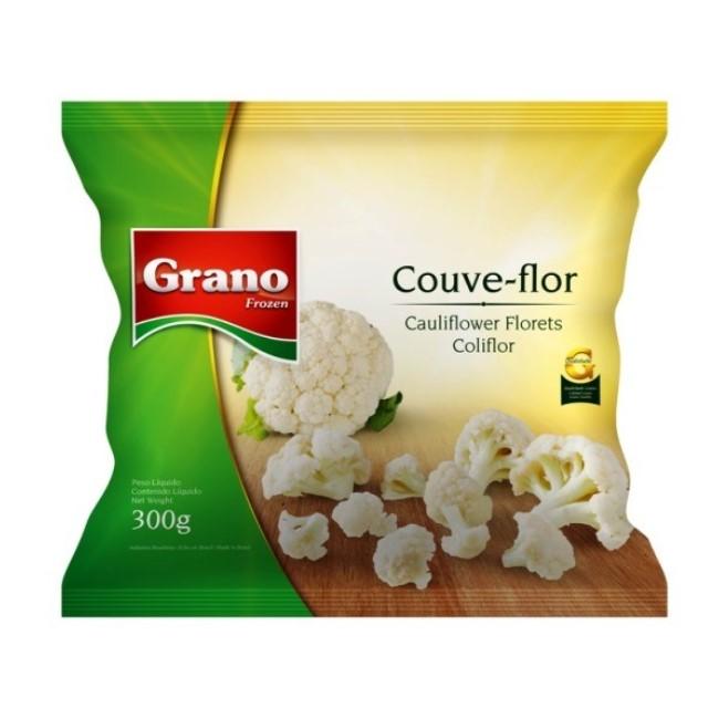 COUVER FLOR CONGELADO GRANO 300G