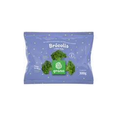 BROCOLIS CONGELADO GRANO 300G