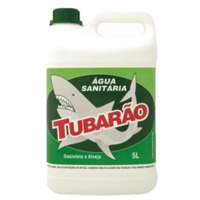 AGUA SANITARIA TUBARAO 5L