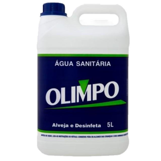 AGUA SANITARIA OLIMPO 5L