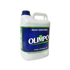 ÁGUA SANITÁRIA OLIMPO 5L