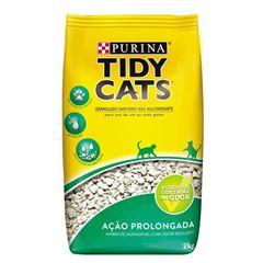AREIA SANITARIA PARA GATO TIDY CAT 2KG