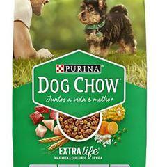 RACAO DOG CHOW FILHOTES RACAS PEQ 1KG