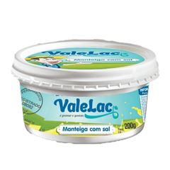 MANTEIGA VALELAC COM SAL 200G