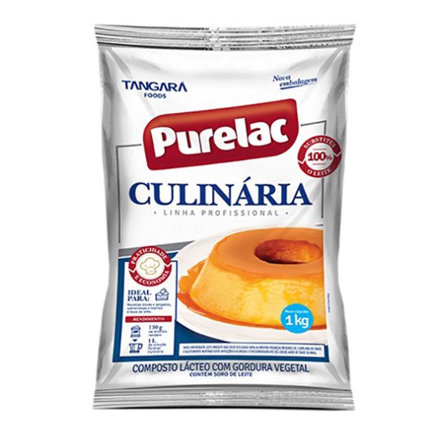 COMPOSTO LACTEO PURELAC CULINÁRIA 1KG