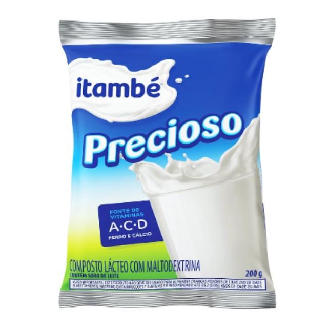 COMPOSTO LÁCTEO ITAMBÉ PRECIOSO 200G