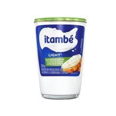 REQUEIJÃO CREMOSO LIGHT ITAMBÉ 220G