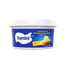 MANTEIGA COM SAL ITAMBE 200G