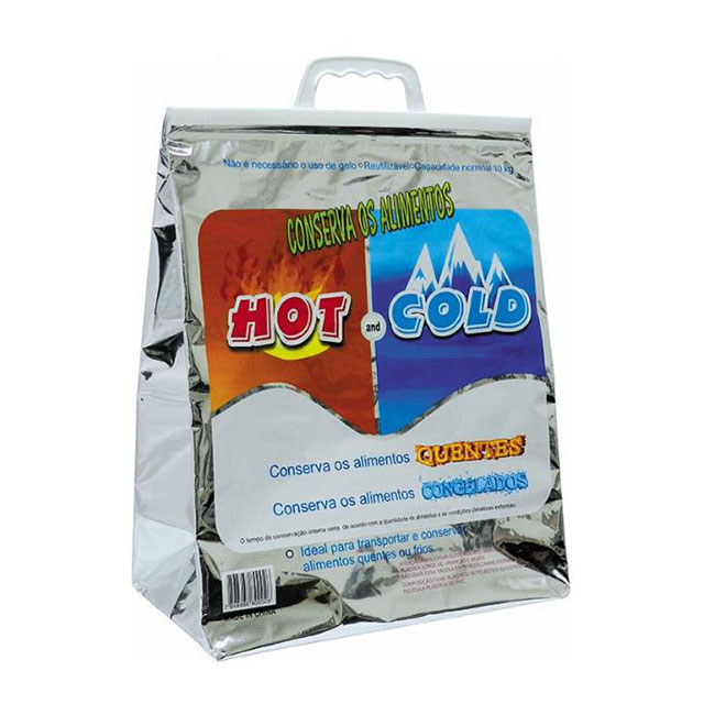 SACOLA TERMICA HOT AND COLD ATE 10KG