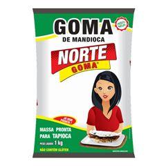 GOMA DE MANDIOCA NORTE GOMAS 1KG
