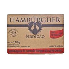 HAMBURGUER BOVINO PERDIGAO 56G