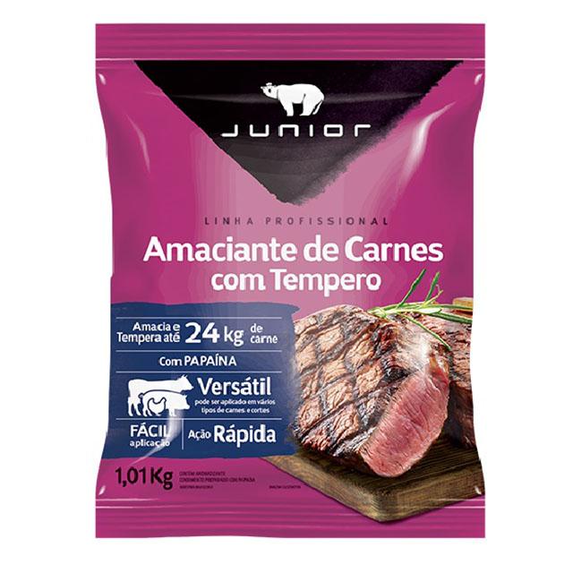 AMACIANTE DE CARNE JÚNIOR 1,01KG