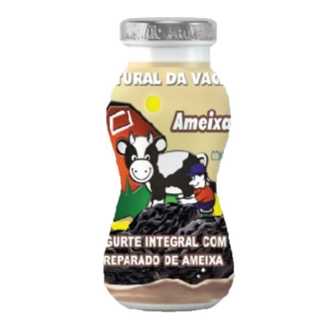 BEBIDA LÁCTEA NATURAL DA VACA AMEIXA170G