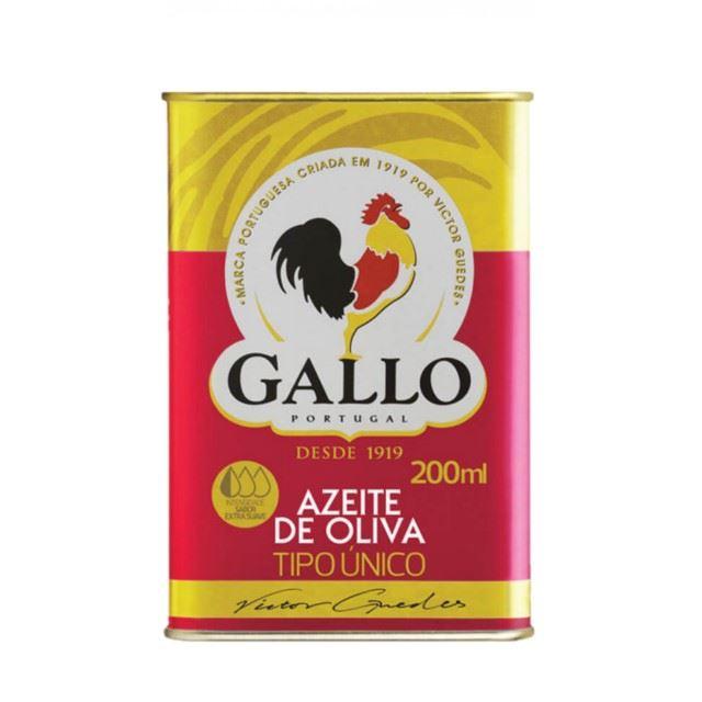 AZEITE PURO GALLO LATA 200ML