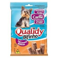 BIFINHO CARNE PEQ P QUALIDY 55G