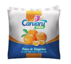 POLPA DE TANGERINA CARUARU 1KG