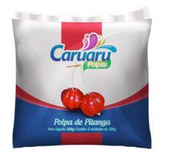 POLPA DE PINHA CARUARU 1KG