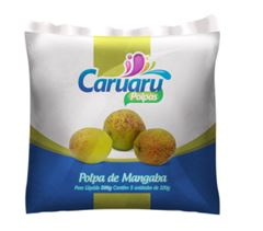 POLPA DE MANGABA CARUARU 1KG