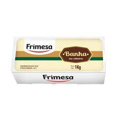 BANHA SUINA FRIMESA PACOTE 1KG
