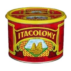 MANTEIGA COM SAL ITACOLOMY LATA 200G