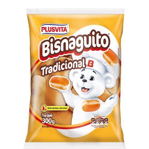 PÃO PLUSVITA BISNAGUITO 300G