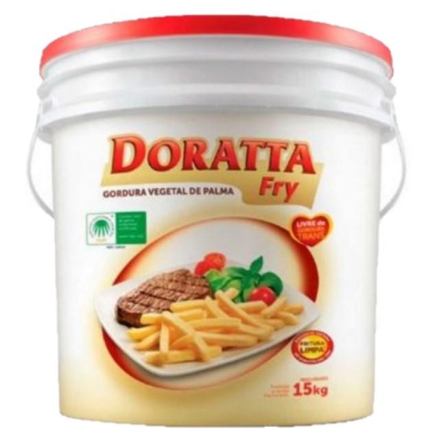 GORDURA VEGETAL DE PALMA DORATTA FRY 15KG