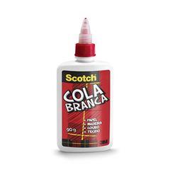 COLA BRANCA SCOTCH BRITE 90G