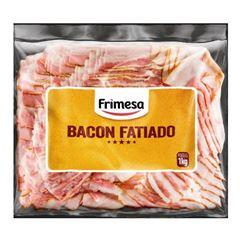 BACON FATIADO FRIMESA PACOTE 1KG