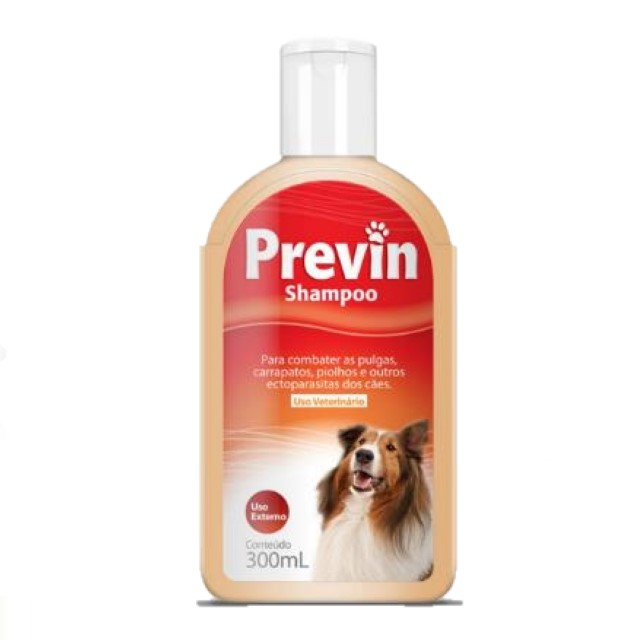 SHAMPOO PREVIN DOG 300ML