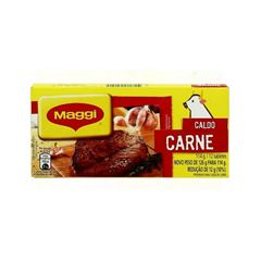 CALDO CARNE MAGGI 114G