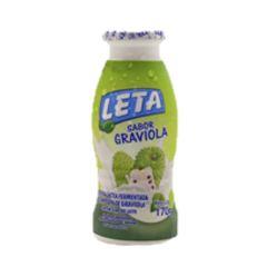 BEBIDA LÁCTEA GRAVIOLA LETA 170G