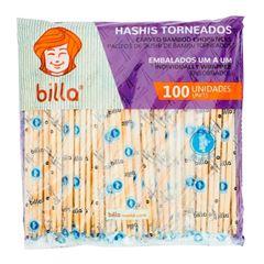 HASHI DE BAMBU TORNEADO EMBALADO BILLA 30X100PARES
