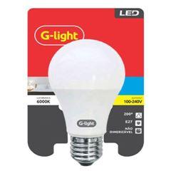 LÂMPADA DE LED GLIGHT 9W 6500K