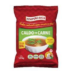 CALDO CARNE TEMPERO E CIA 1,01KG