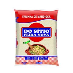 FARINHA DE MANDIOCA DO SÍTIO 1KG