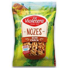 NOZES SEM CASCA VIOLETERA 100G