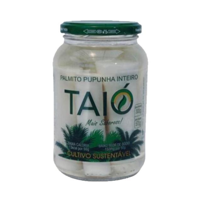 PALMITO PUPUNHA INTEIRO TAIO 300G