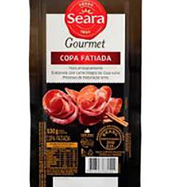 COPA FAT GOURMET SEARA CX30X100G