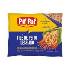FILE DE PEITO FRANGO DESFIADO PIFPAF 400G