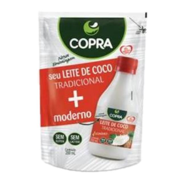 LEITE DE COCO COPRA POUCH 200ML