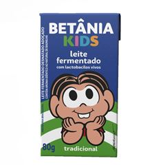 LEITE FERMENTADO BETANIA TRADICIONAL 480G