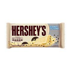 BARRA DE CHOCOLATE HERSHEYS CHOCOLATE COOKIES N CREME 87G