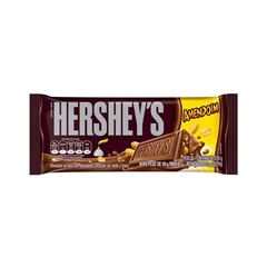 BARRA DE CHOCOLATE HERSHEYS CHOCOLATE AMENDOIM 85G