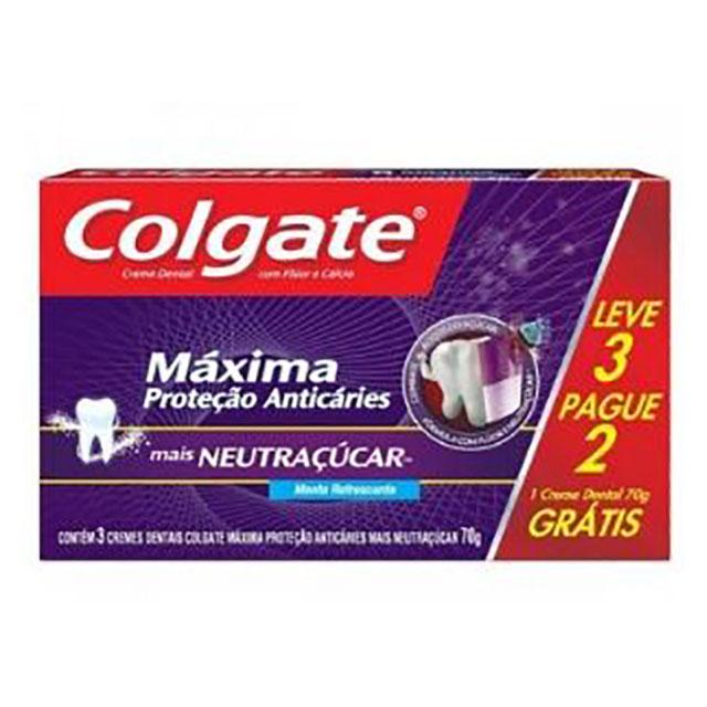 CREME DENTAL COLGATE MPA+NEUTRACUC L3P270G