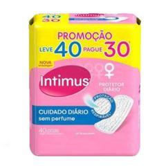 ABSORVENTE INTIMUS DAYS PROT DIARIO S/PERF L40P30