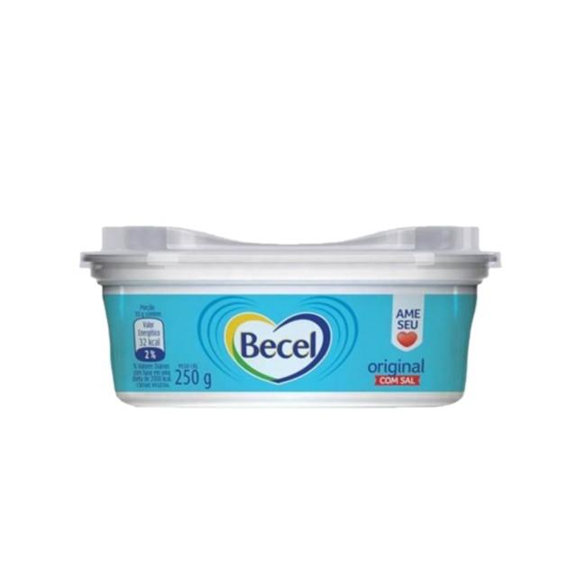 BECEL CREME VEGETAL ORIGINAL COM SAL 24X250G